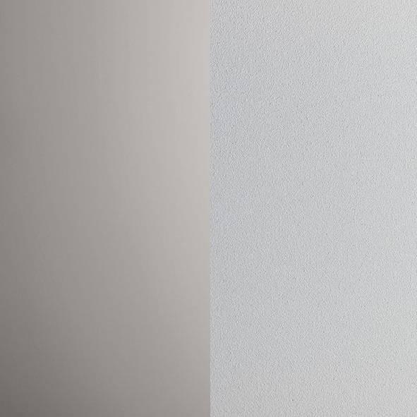 Acciaio Inox Lucido - Bianco (GFM71)